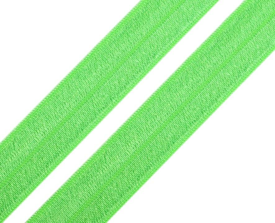 Pruženka lemovací zelená 18mm