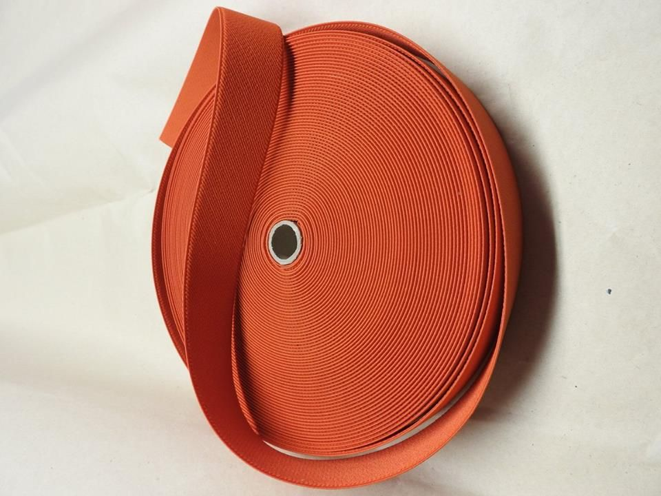 Pruženka hladká oranžová 35 mm
