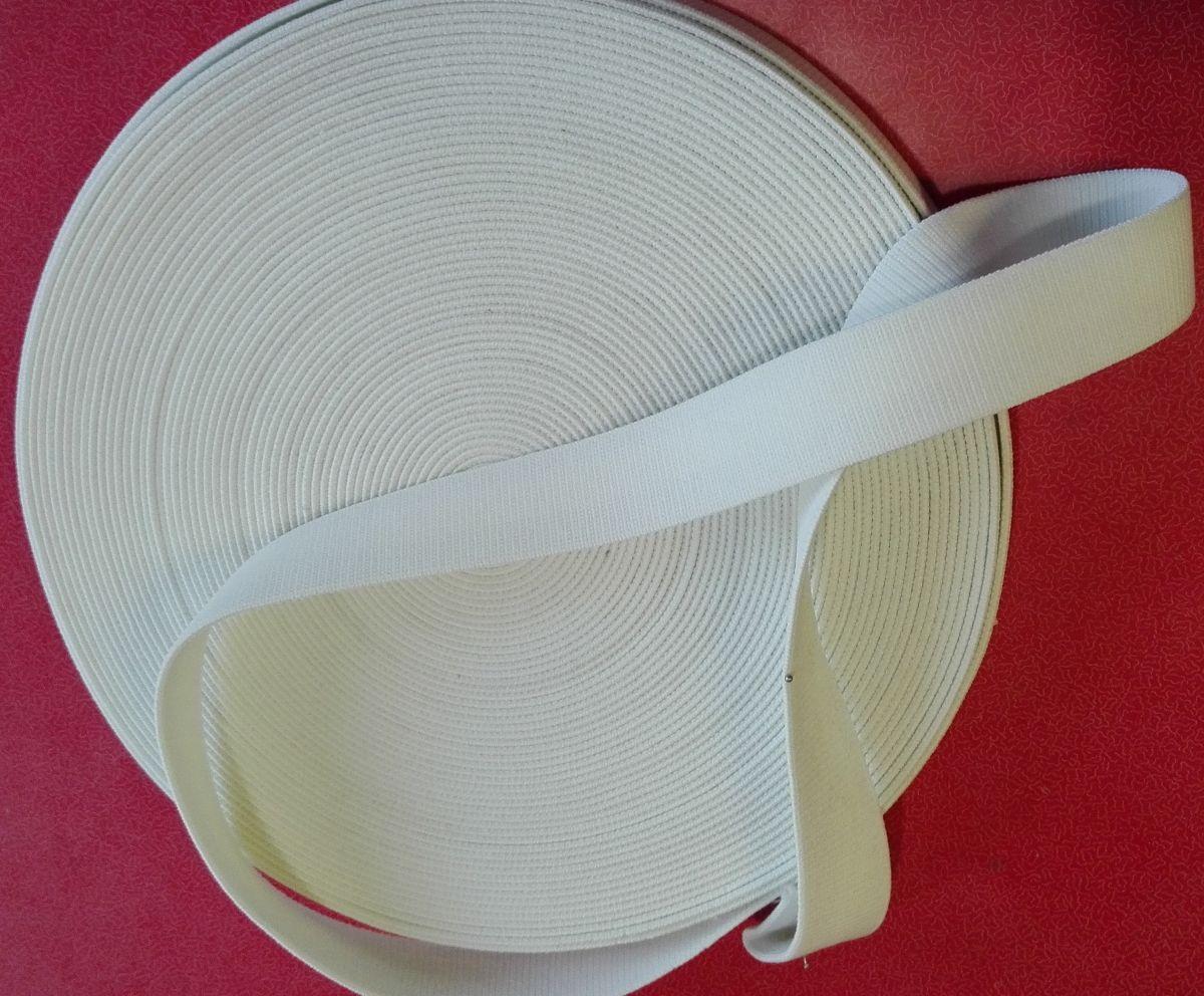 Pruženka bílá 28 mm