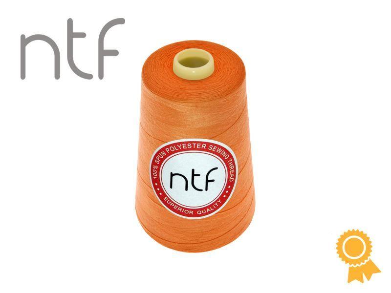 Nit 5000 yards - pomerančově oranžová 523