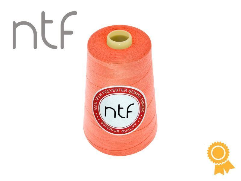 Nit 5000 yards - neonově oranžová 664