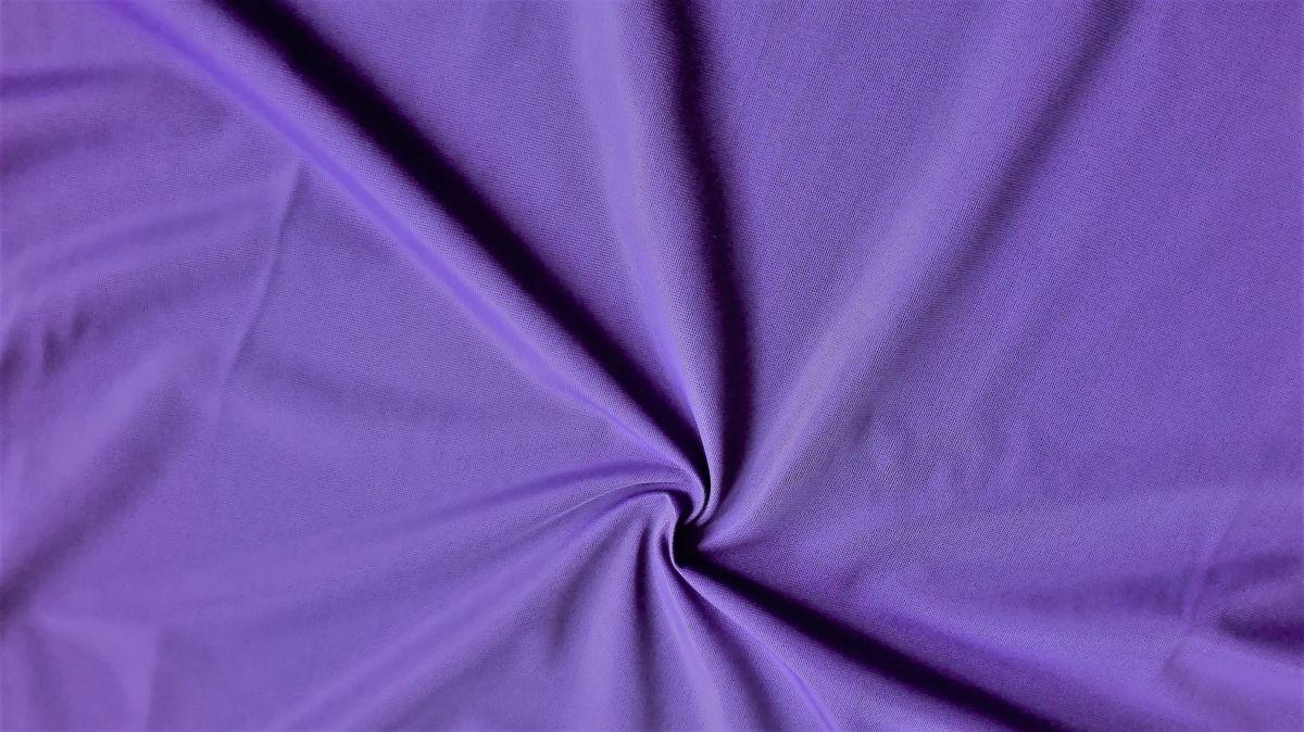 Dederon tmavě fialový