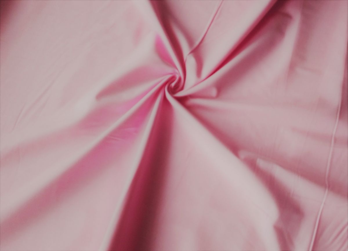 Plátno jednobarevné světle růžové