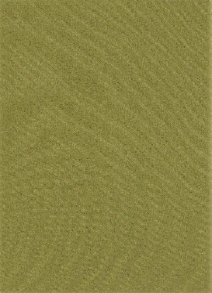 Elastický úplet světlý khaki jednolíc