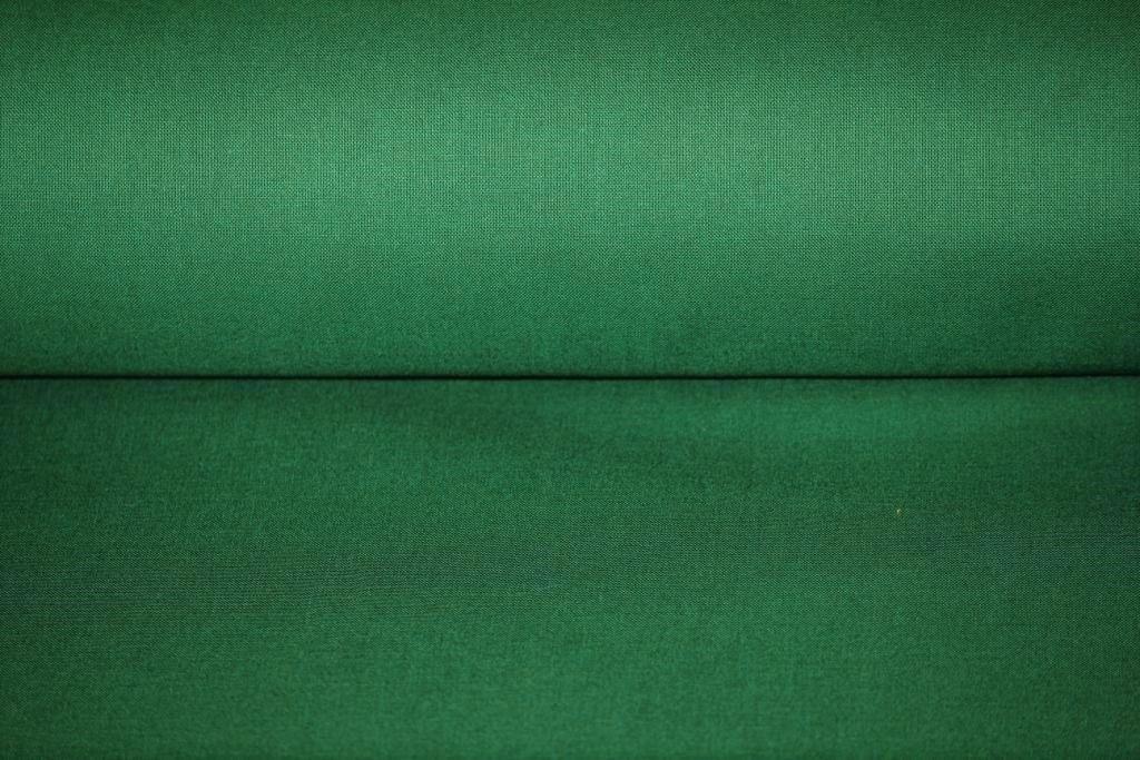 Pevnější plátno tmavě zelené