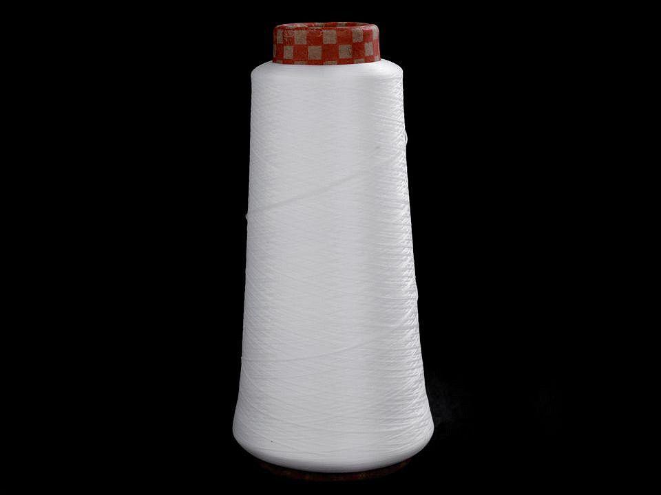 Nit elastická bílá 5000m