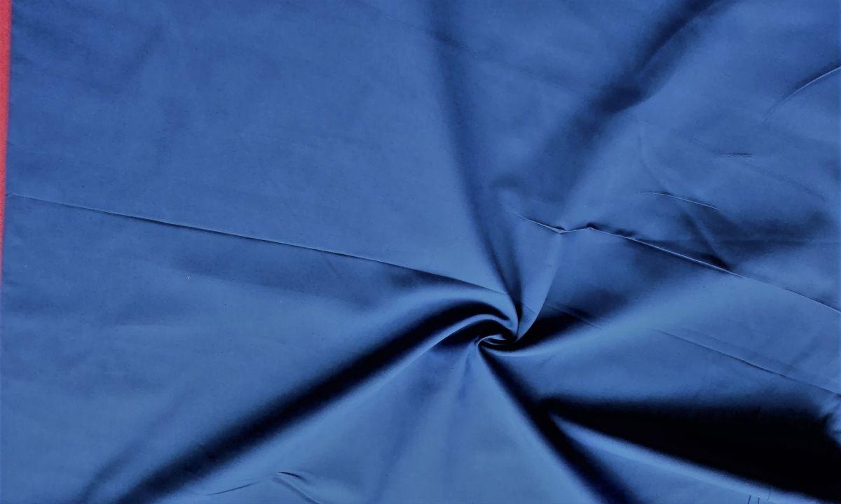 Plátno jednobarevné královsky modré